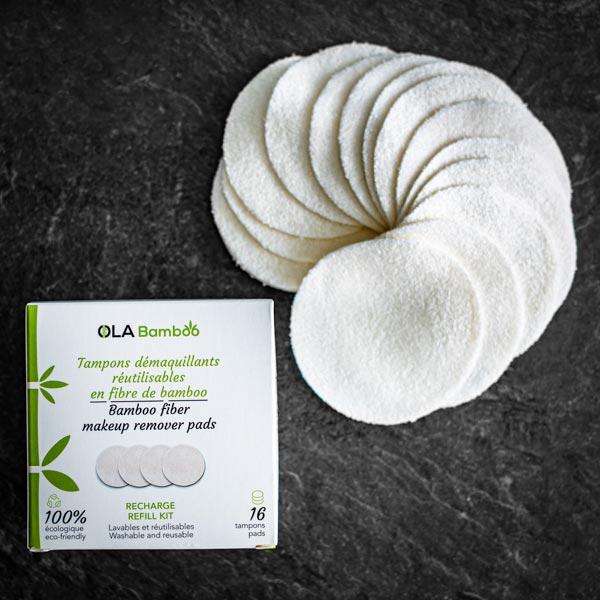 reusable makeup remover pads recharge