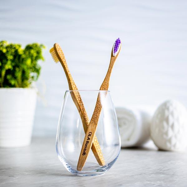 Brosses à dents écologiques en bambou