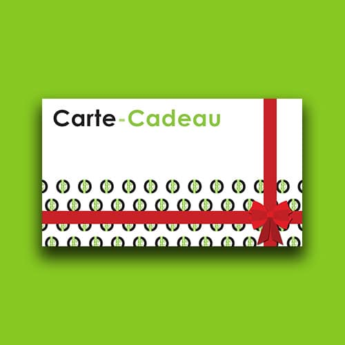 Carte-Cadeau en ligne