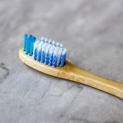 Brosse à dents en bambou OLA Tech