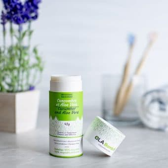 natural deodorant canada