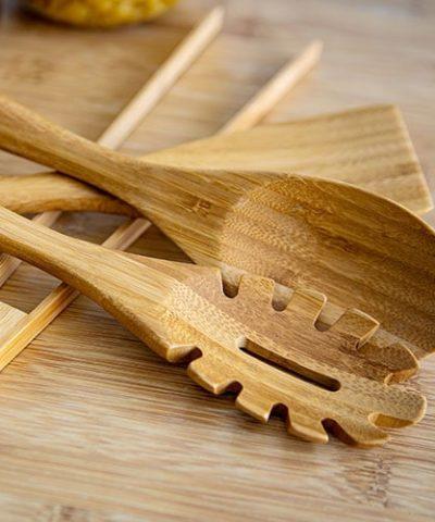 Bamboo spahegti